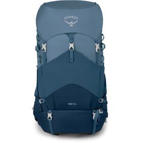 Osprey Ace 50 Rugzak Kinderen, blauw